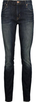 Marc by Marc Jacobs Gaia Mid-Rise Skinny Jeans