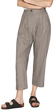 b new york Cropped Harem Pants