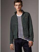 Burberry Lightweight Technical Jacket , Size: Xl, Green