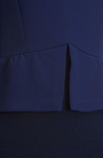 Sandro 'Rayonnement' Woven Sheath Dress