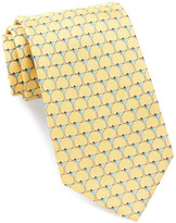 Tailorbyrd Silk Martini Glass Tie
