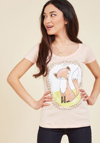 ModCloth Pack In, Pack Out T-Shirt in S