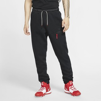 Nike Men's Fleece Basketball Pants Kyrie