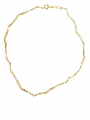 BONVO Linha asymmetric necklace