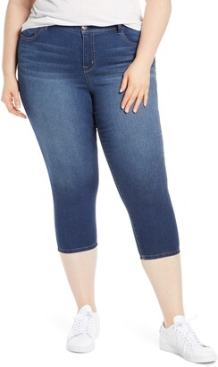 1822 Denim Super Crop Jeggings