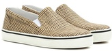 Isabel Marant Checked Blumy sneakers