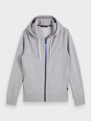Scotch & Soda Zip-Through Hoodie | Men