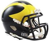NCAA Michigan Wolverines Riddell Speed Mini Helmet - Navy