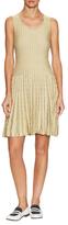 M Missoni Knit Scoopneck A-Line Dress