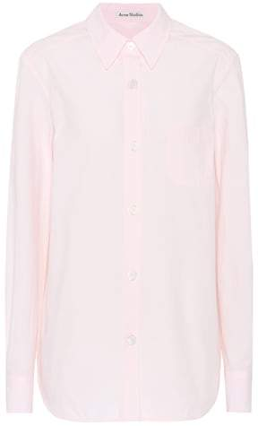 Acne Studios Buse cotton shirt