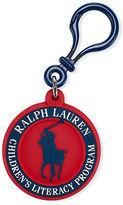 Ralph Lauren Children Global Literacy Bag Charm