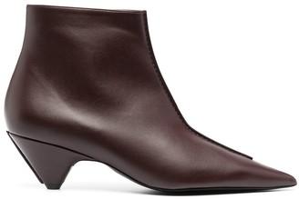 Stella McCartney Ariane cone-heel ankle boots