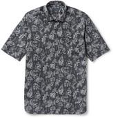 Lanvin - Slim-fit Koi-print Cotton-poplin Shirt