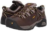 Keen Detroit XT Int. Met Steel Toe (Cascade Brown/Goldenrod) Women's Work Boots