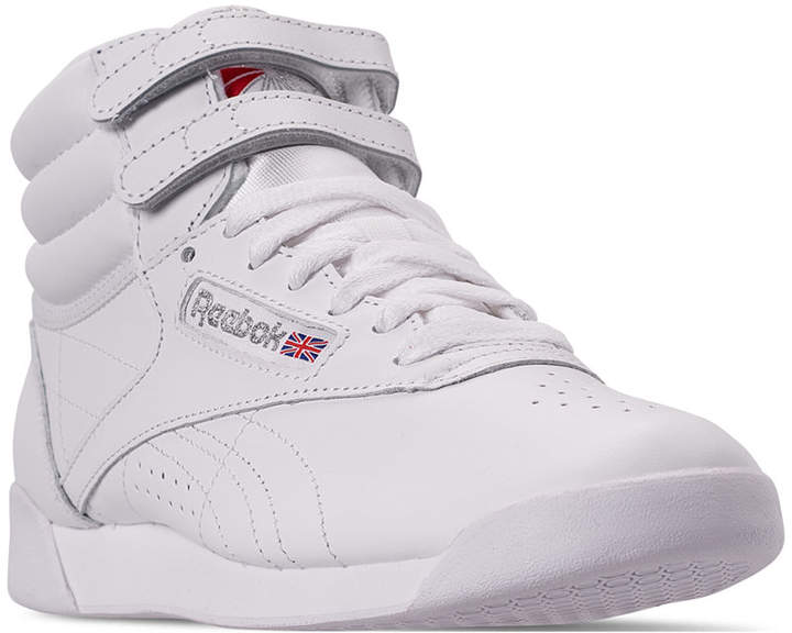 816a0c93 Women Freestyle High Top Casual Sneakers from Finish Line