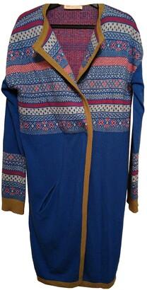 Matthew Williamson blue Wool Knitwear