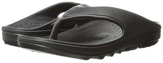 Spenco Fusion II (Black) Men's Sandals