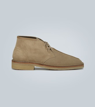 Lemaire Suede desert boots