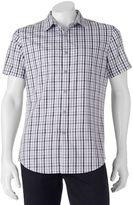 Apt. 9 Men's Slim-Fit Patterned Button-Down Shirt