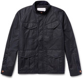 Private White V.C. - Track Waxed-Cotton Jacket