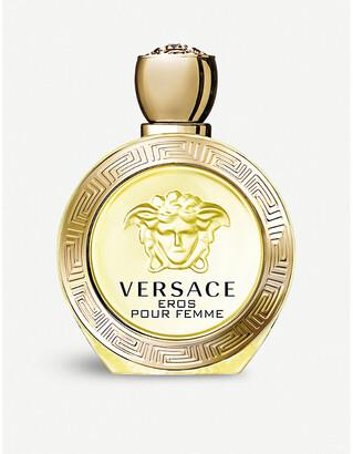 Versace Eros pour femme eau de toilette 100ml, Women's, Size: 100ml