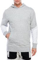 Zanerobe Color Block Hooded Sweatshirt
