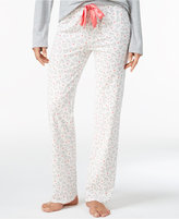 Jenni by Jennifer Moore Printed Pajama Pants, Only at Macy's