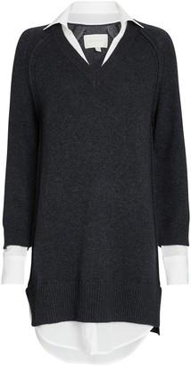 Brochu Walker Looker Layered Sweater Dress