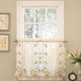 Asstd National Brand Rosemary Rod-Pocket Window Tiers