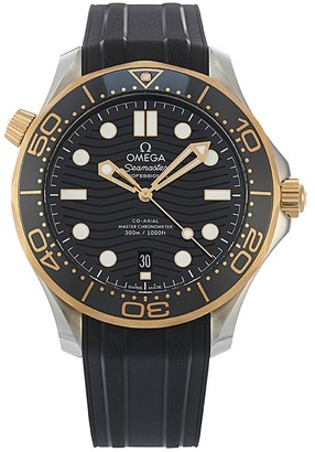 Omega 2020 unworn Seamaster Diver 300M Co-Axial Master Chronometer 41mm