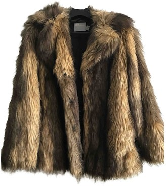 Asos Brown Coat for Women