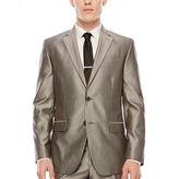 Jf J.Ferrar JF Silver Luster Jacket - Slim Fit