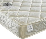 Happy Beds Compact Eclipse Pocket Sprung 800 Mattress, Fabric, Multi-Colour, Single