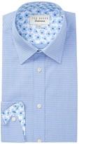 Ted Baker Wahkan Trim Fit Dress Shirt