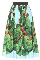 Dolce & Gabbana Exclusive to mytheresa.com – printed cotton skirt