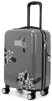 "Badgley Mischka Essence 19'"" Carry-On Spinner Luggage"