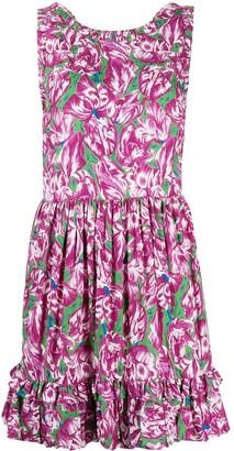 Missoni Floral-Print Dress