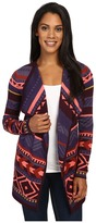 Smartwool Camp House Wrap Women's Long Sleeve Pullover