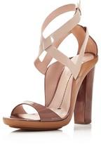 Furla Artesia Open Toe High Heel Sandals