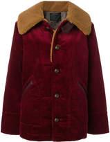 Marc Jacobs oversized corduroy jacket