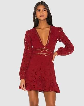 Lovers + Friends Jain Mini Dress