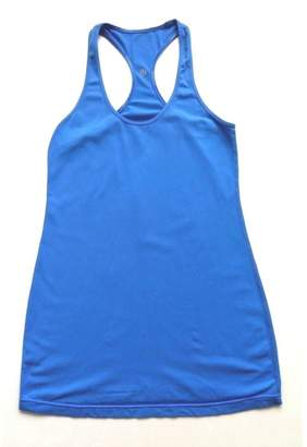 Lululemon Blue Synthetic Tops