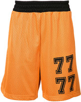Palm Angels mesh shorts - men - Polyester - M