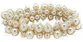 Cezanne Shaky Faux-Pearl & Fireball Bracelet