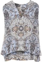 Free People Darcy Super V Tank Top