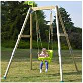TP Forest Acorn Growable Wooden Swing Set