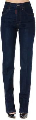 DSQUARED2 X Mert And Marcus 1994 Dark Blue Denim Jeans