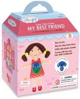 My Studio GirlTM Sew-Your-Own My Best Friend in Brunette