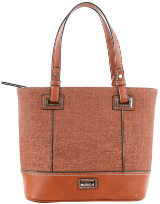 Cellini CSQ238 Irene Double Handle Tote Bag