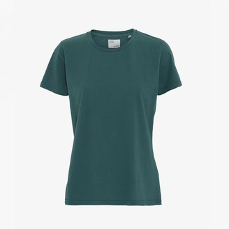 Colorful Standard - Light Organic Tee Ocean Green - S